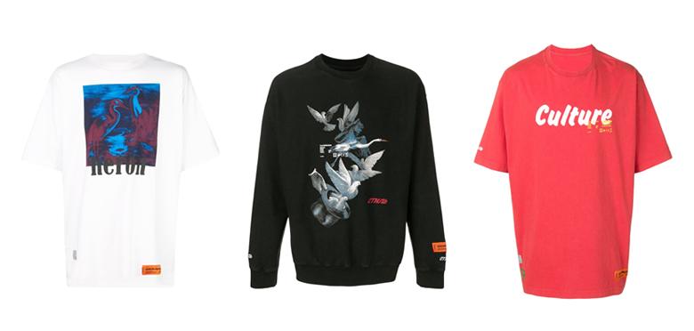 Heron Preston _ Topwear